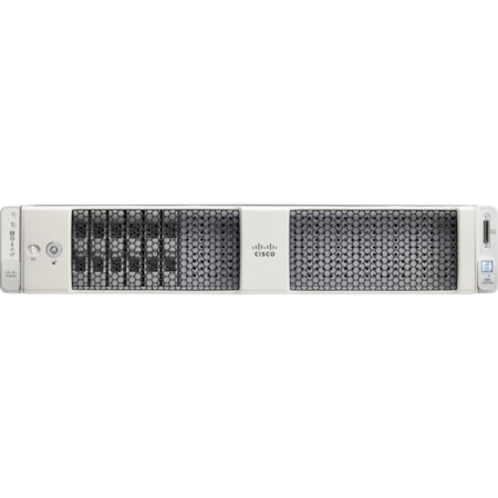 Cisco C240 M5 2U Rack-mountable Server - 1 x Intel Xeon Gold 5120 Tetradeca-core (14 Core) 2.20 GHz - 32 GB Installed DDR4 SDRAM - 12Gb/s SAS Controller