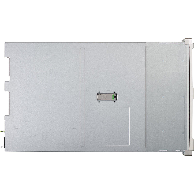 Cisco C240 M5 2U Rack-mountable Server - 2 x Intel Xeon Gold 6130 Hexadeca-core (16 Core) 2.10 GHz - 64 GB Installed DDR4 SDRAM - 12Gb/s SAS Controller