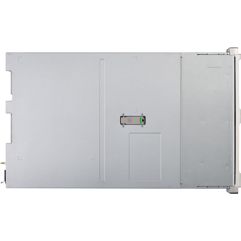 Cisco C240 M5 2U Rack-mountable Server - 2 x Xeon Silver 4114 - 32 GB RAM HDD SSD - 12Gb/s SAS Controller