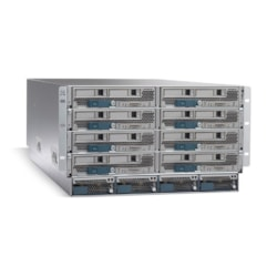 Cisco UCS 5108 Blade Server Case - Rack-mountable
