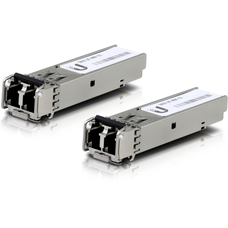 Ubiquiti U Fiber SFP (mini-GBIC) - 1 LC Duplex 1000Base-X Network
