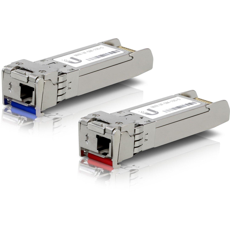 Ubiquiti U Fiber SFP+ - 1 LC Simplex 10GBase-X