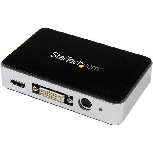 StarTech.com Video Capturing Device - External