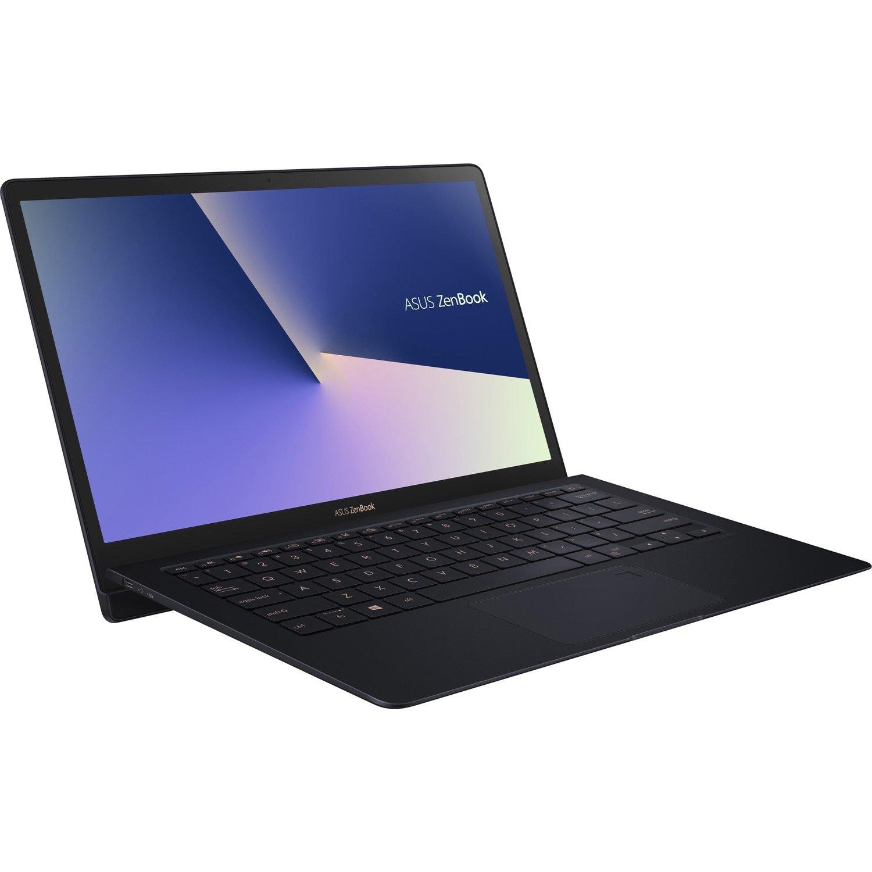 "Asus ZenBook S UX391UA-ET013R 33.8 cm (13.3"") LCD Notebook - Intel Core i7 (8th Gen) i7-8550U Quad-core (4 Core) 1.80 GHz - 16 GB LPDDR3 - 256 GB SSD - Windows 10 Pro - 1920 x 1080"