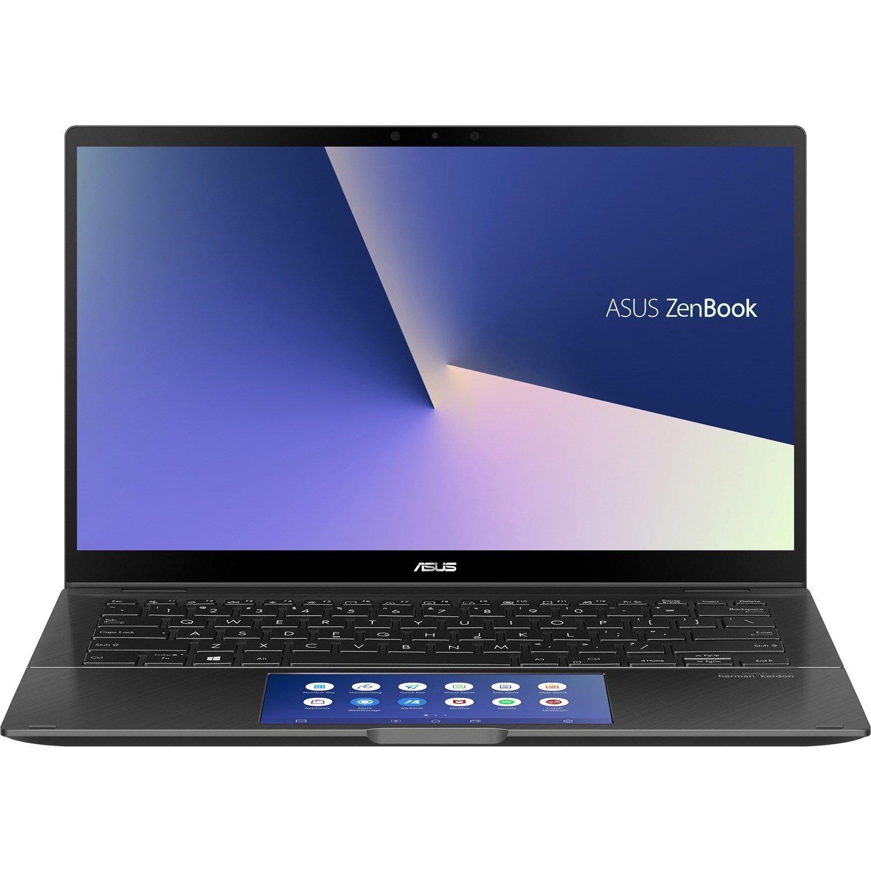 "Asus ZenBook Flip 14 UX463FA-AI060T 35.6 cm (14"") Touchscreen Notebook - 1920 x 1080 - Core i5 i5-10210U - 8 GB RAM - 512 GB SSD"
