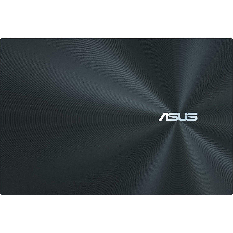 "Asus ZenBook Duo UX481 UX481FL-BM002T 35.6 cm (14"") Notebook - 1920 x 1080 - Intel Core i5 (10th Gen) i5-10210U 1.60 GHz - 8 GB RAM - 512 GB SSD - Celestial Blue"