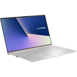 """Asus ZenBook 15 UX533FN-A8050R 39.6 cm (15.6"""") Notebook - 1920 x 1080 - Core i7 i7-8565U - 16 GB RAM - 512 GB SSD - Icicle Silver"""