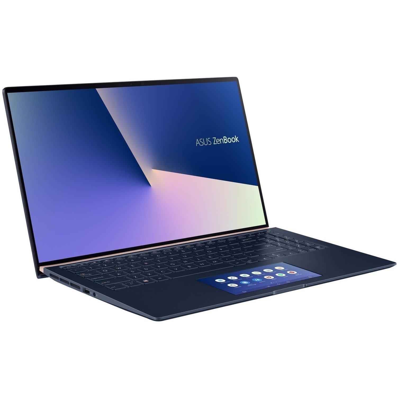 "Asus ZenBook 15 UX534FTC-A8184R 39.6 cm (15.6"") Notebook - 1920 x 1080 - Core i7 i7-10510U - 16 GB RAM - 512 GB SSD - Royal Blue"