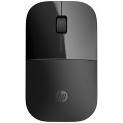 HP Z3700 Mouse - Optical - Wireless - 3 Button(s) - Black