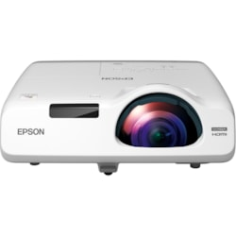 Epson PowerLite 525W LCD Projector - 16:10