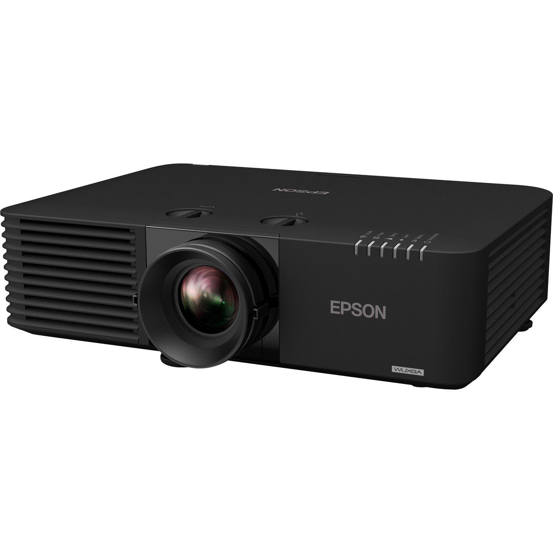 Epson EB-L615U LCD Projector - 16:10 - Black