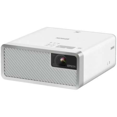Epson Home Theater EF-100W LCD Projector - 16:10 - White
