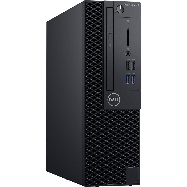 Dell OptiPlex 3000 3070 Desktop Computer - Core i5 i5-9500 - 8 GB RAM - 1 TB HDD - Small Form Factor