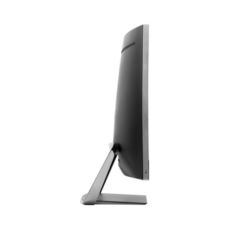 """HP Business S340c 86.4 cm (34"""") UW-QHD Curved Screen WLED LCD Monitor - 21:9 - Black, Silver"""