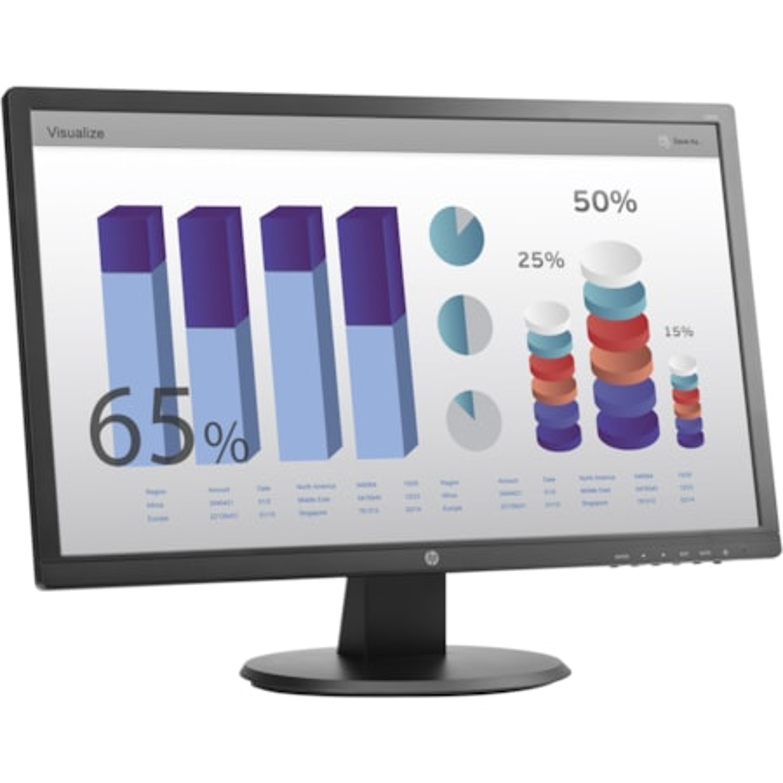 "HP V243 61 cm (24"") LED LCD Monitor - 16:9"