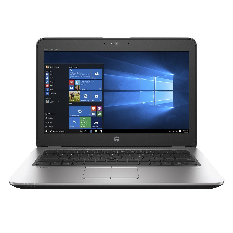 "HP EliteBook 820 G3 31.8 cm (12.5"") Notebook - Intel Core i7 (6th Gen) i7-6600U Dual-core (2 Core) 2.60 GHz - 8 GB DDR4 SDRAM - 256 GB SSD - 1366 x 768 - Silver, Black"