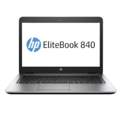"HP EliteBook 840 G3 35.6 cm (14"") Notebook - Intel Core i5 (6th Gen) i5-6300U Dual-core (2 Core) 2.40 GHz - 8 GB DDR4 SDRAM - 256 GB SSD - Windows 7 Professional 64-bit - 1920 x 1080 - Black, Silver"
