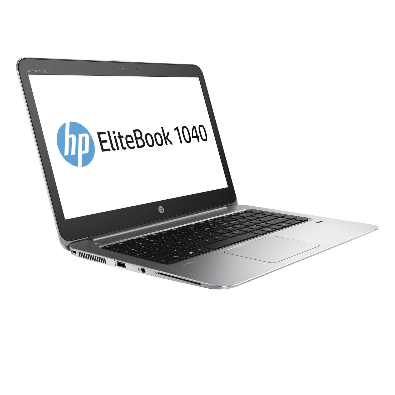 "HP EliteBook Folio 1040 G3 35.6 cm (14"") Ultrabook - Intel Core i5 (6th Gen) i5-6300U Dual-core (2 Core) 2.40 GHz - 8 GB DDR4 SDRAM - 256 GB SSD - 1920 x 1080"