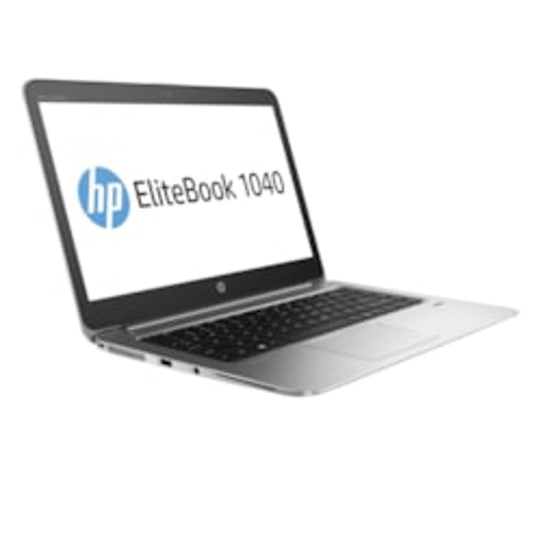 "HP EliteBook Folio 1040 G3 35.6 cm (14"") Ultrabook - Intel Core i7 (6th Gen) i7-6600U Dual-core (2 Core) 2.60 GHz - 8 GB DDR4 SDRAM - 256 GB SSD - Windows 7 - 1920 x 1080"