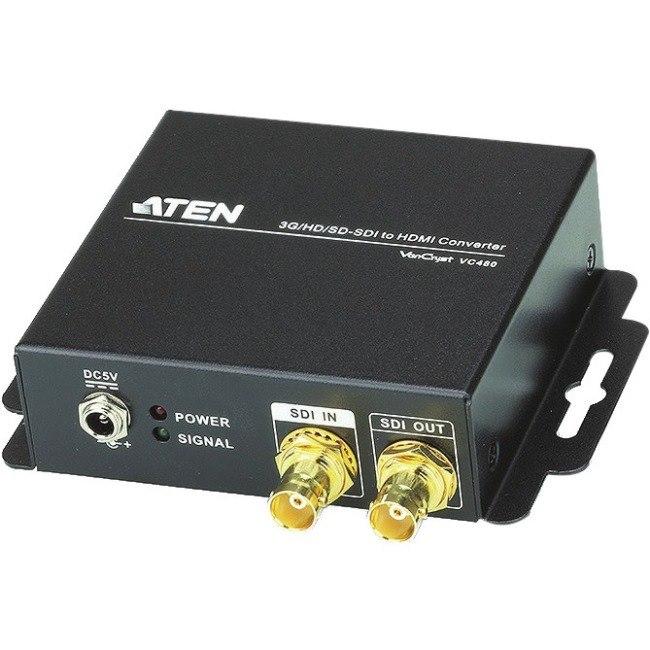 VanCryst VC480 Signal Converter - Mountable