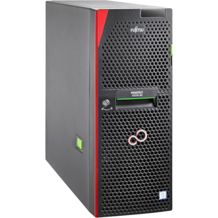 Fujitsu PRIMERGY TX1330 M2 4U Tower Server - 1 x Xeon E3-1220 v5 - 8 GB RAM HDD SSD - Serial ATA Controller