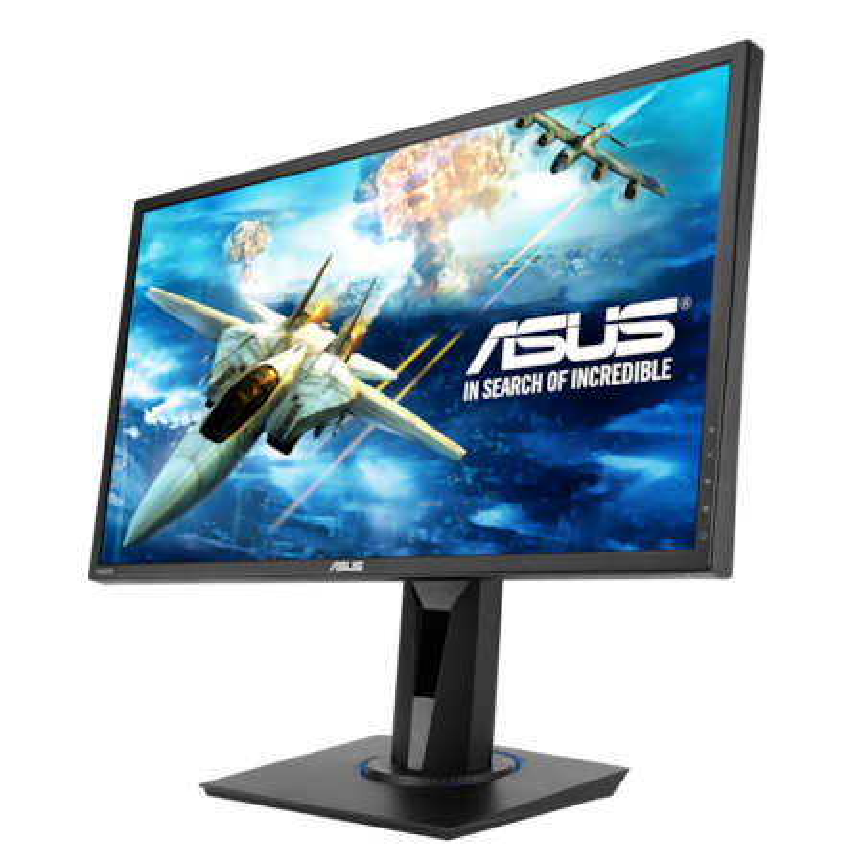 Asus VG245H Full HD LED LCD Monitor - 16:9 - Black