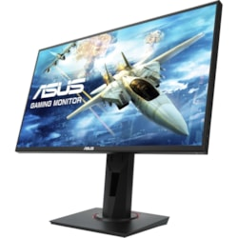 "Asus VG258QR 62.2 cm (24.5"") Full HD WLED Gaming LCD Monitor - 16:9 - Black"