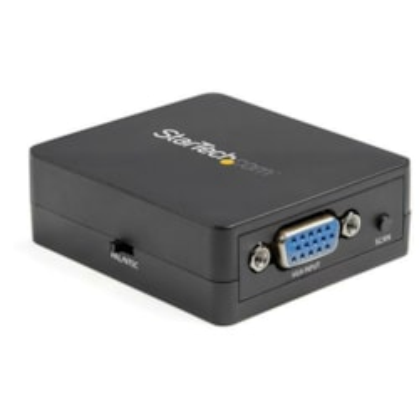 StarTech.com Signal Converter - External