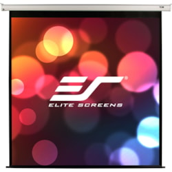 "Elite Screens 100"" Motorised 16:9 Projector Screen, Ir & RF Control, White 12V Trigger & Switch, Vmax2"