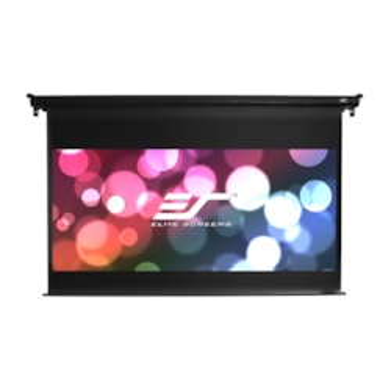 "Elite Screens VMAX Dual VMAX120H114C Electric Projection Screen - Dual Screen - 289.6 cm (114"") - 16:9, 2.35:1 - Wall/Ceiling Mount"