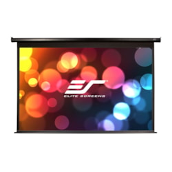 """Elite Screens VMAX2 VMAX135UWH2 Electric Projection Screen - 342.9 cm (135"""") - 16:9 - Wall/Ceiling Mount"""