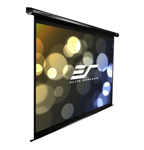"Elite Screens VMAX2 VMAX135XWV2 Electric Projection Screen - 342.9 cm (135"") - 4:3 - Wall/Ceiling Mount"