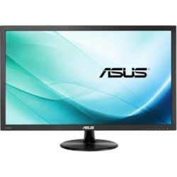 "Asus VP228H 54.6 cm (21.5"") Full HD LED LCD Monitor - 16:9 - Black"
