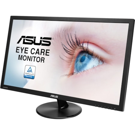 "Asus VP247HA 59.9 cm (23.6"") LED LCD Monitor - 16:9 - 5 ms"