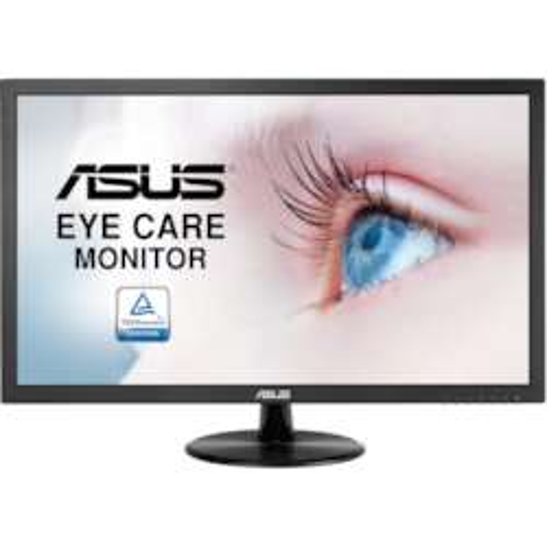 "Asus VP247HAE 59.9 cm (23.6"") Full HD LED LCD Monitor - 16:9 - Black"