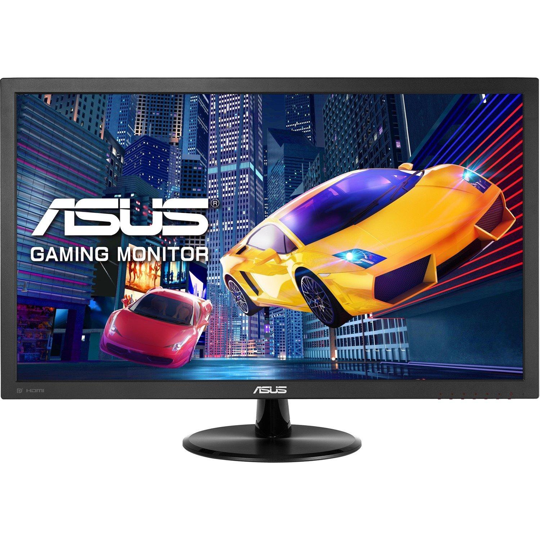 """Asus VP247QG 59.9 cm (23.6"""") Full HD WLED LCD Monitor - 16:9 - Black"""