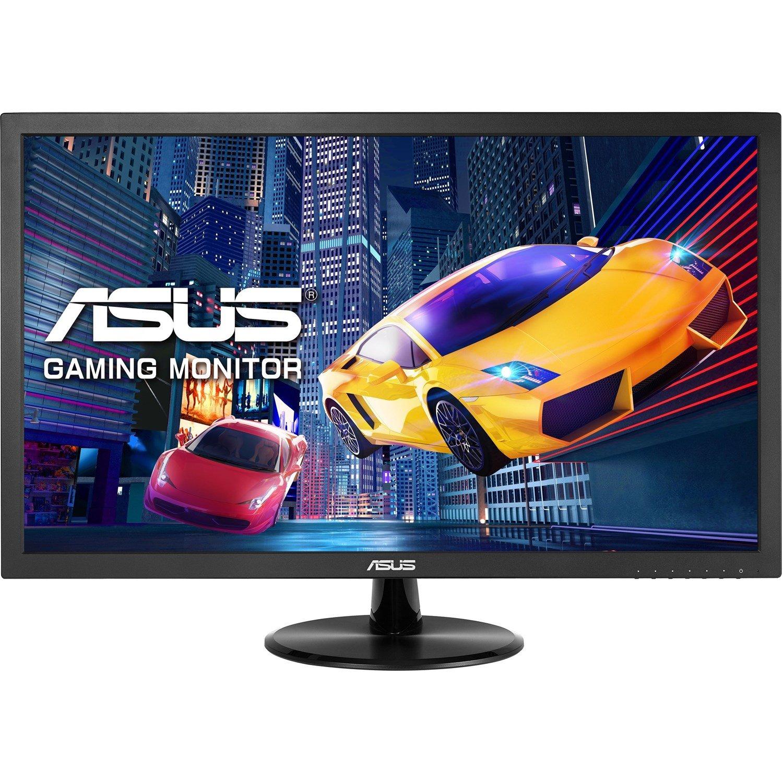 """Asus VP248H 61 cm (24"""") Full HD LED Gaming LCD Monitor - 16:9 - Black"""