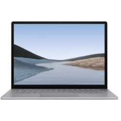 "Microsoft Surface Laptop 3 38.1 cm (15"") Touchscreen Notebook - 2496 x 1664 - Intel Core i5 (10th Gen) i5-1035G7 Quad-core (4 Core) 1.20 GHz - 16 GB RAM - 256 GB SSD - Platinum"
