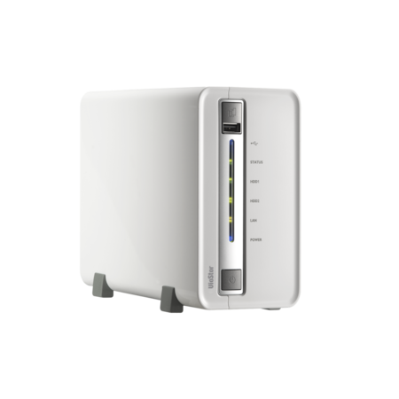 QNAP VioStor 4 Channel Wired Video Surveillance Station 1000 GB HDD