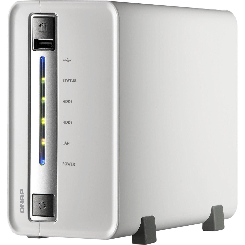 Buy QNAP VioStor VS-2108L Video Surveillance Station | Computer