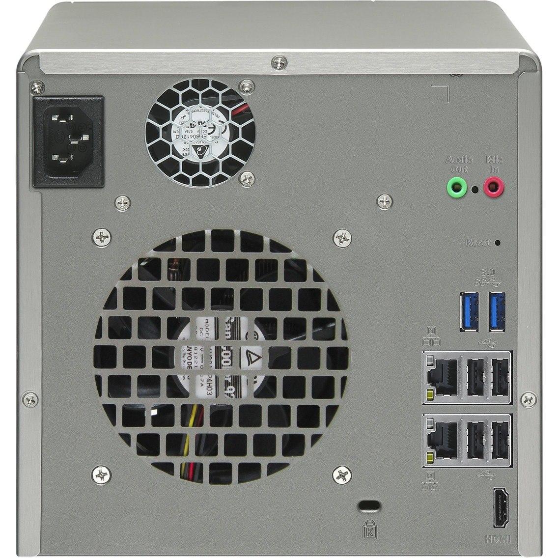 QNAP VioStor VS-4116 Pro+ Video Surveillance Station