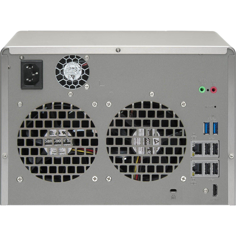 QNAP VioStor VS-6120-PRO+ Video Surveillance Station