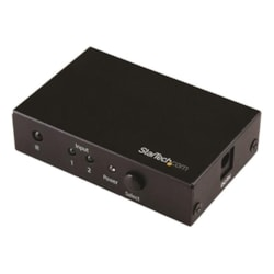 StarTech.com Audio/Video Switchbox - Cable