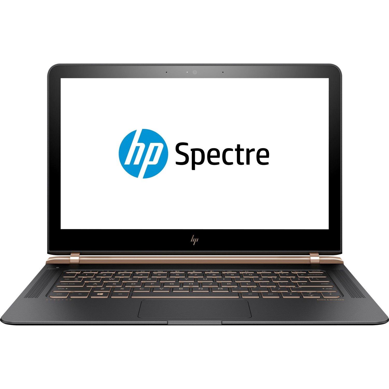 """HP Spectre 13-v000 13-v004tu 33.8 cm (13.3"""") Notebook - Intel Core i7 (6th Gen) i7-6500U Dual-core (2 Core) 2.50 GHz - 8 GB LPDDR3 - 512 GB SSD - Windows 10 - 1920 x 1080 - Copper - Refurbished"""