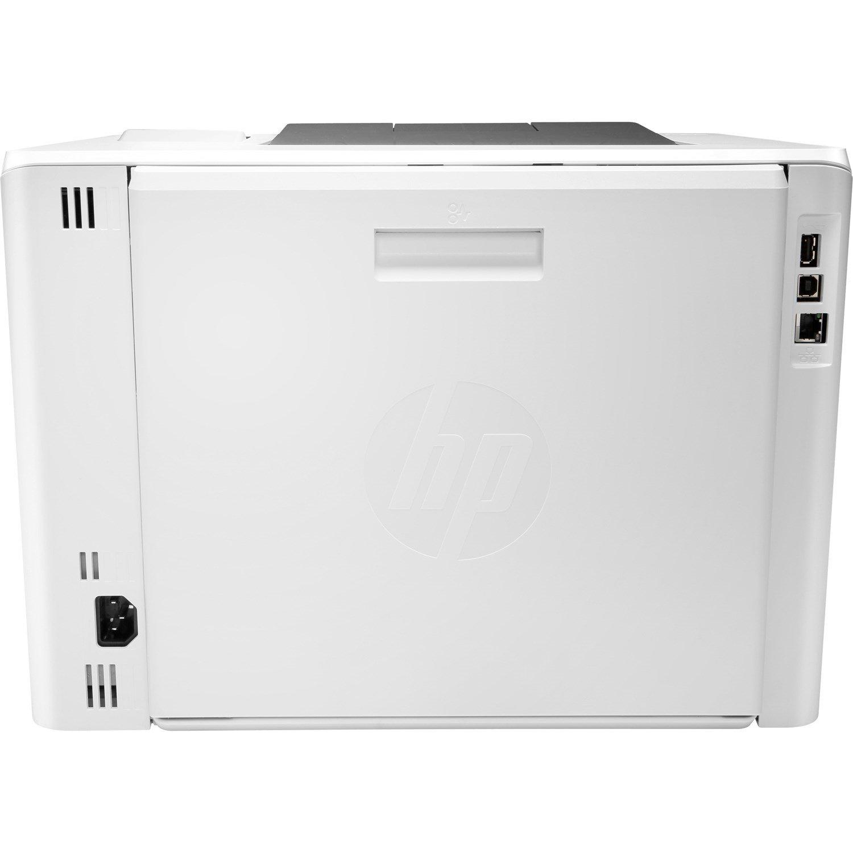 HP LaserJet Pro M454dn Laser Printer - Colour