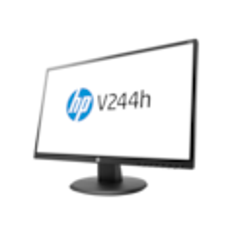 "HP V244h 60.5 cm (23.8"") Full HD LED LCD Monitor - 16:9"