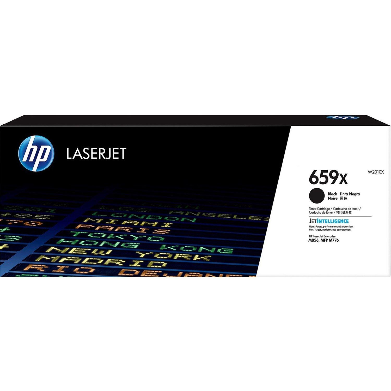 HP 659X Toner Cartridge - Black