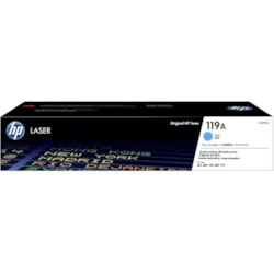 HP 119A Toner Cartridge - Cyan