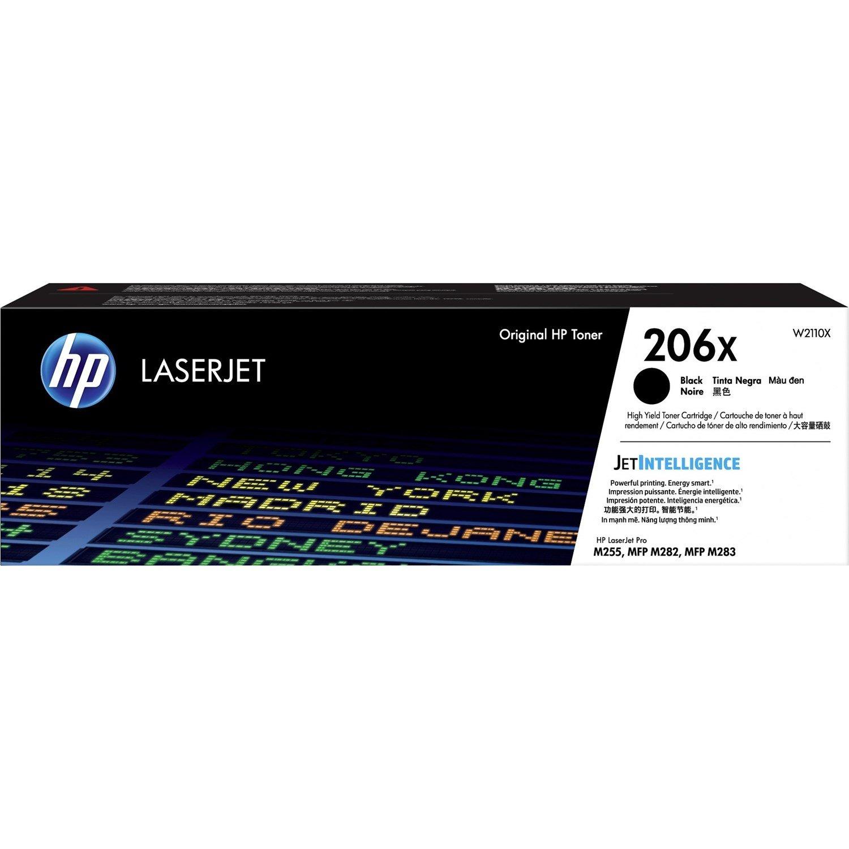 HP 206X Toner Cartridge - Black