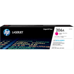 HP 206A Original Toner Cartridge - Magenta